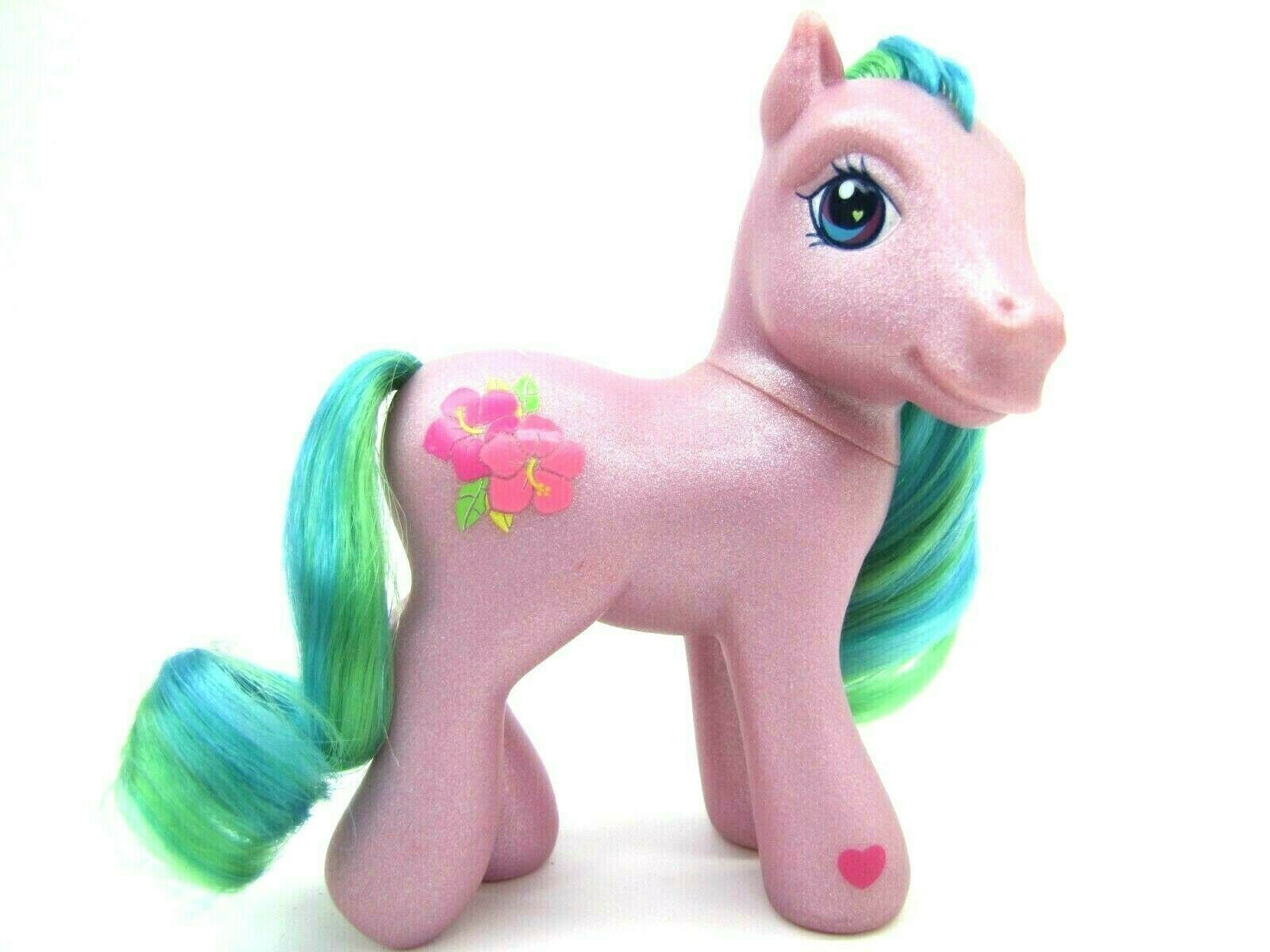 2004 My Little Pony Generation 3 TROPICAL DELIGHT Toys R Us Exclusive NICE